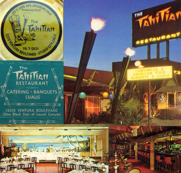 The Tahitian - Studio City - Pasadena, CA