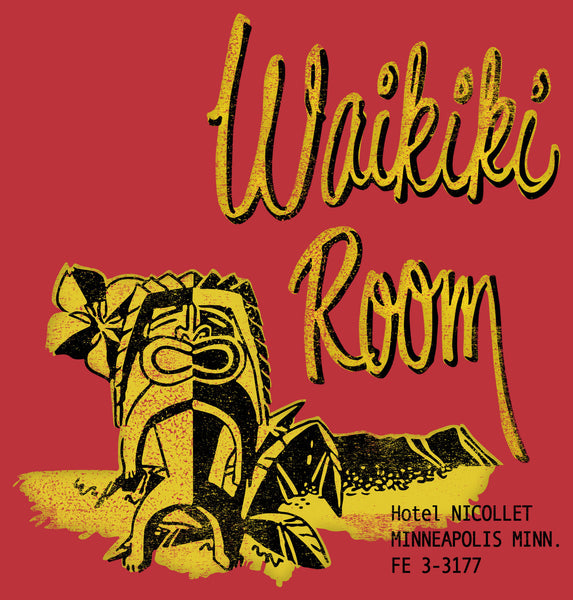 Waikiki Room - Minneapolis, MN - August 2016