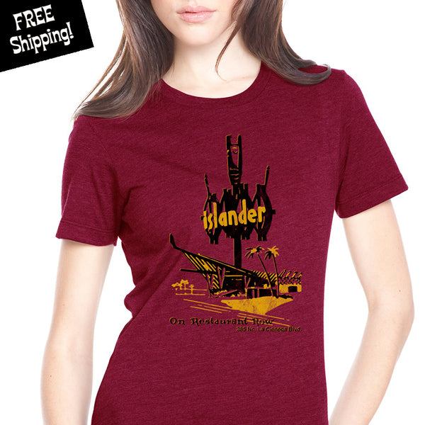 Islander - <br>Los Angeles, CA