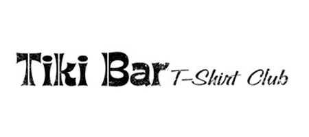Tiki Bar T-Shirt Club