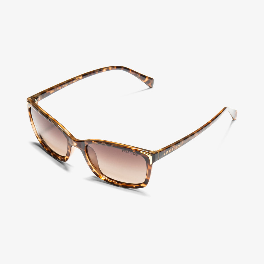 LITTLE LETICIA - milky tortoiseshell | brown