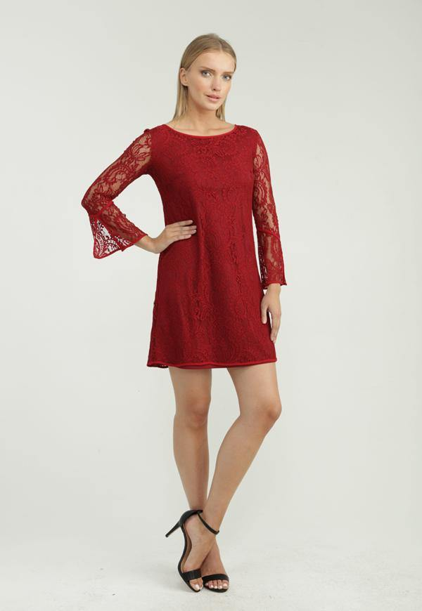 Kay Celine Dress Anyp-lace Dress
