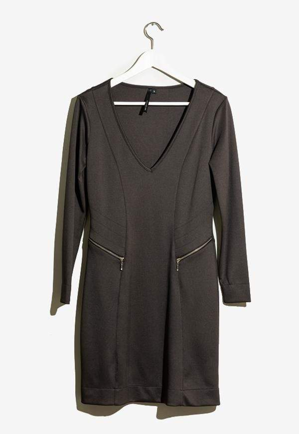 Kay Celine Jacket Saule Zipper Dress