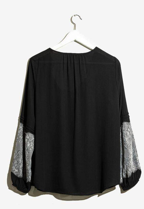 Kay Celine Top Pleasant Top in Black