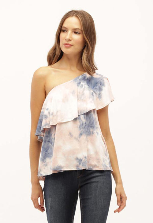 Kay Celine Top XS / Cotton-Candy Dreamin' Top in Cotton Candy
