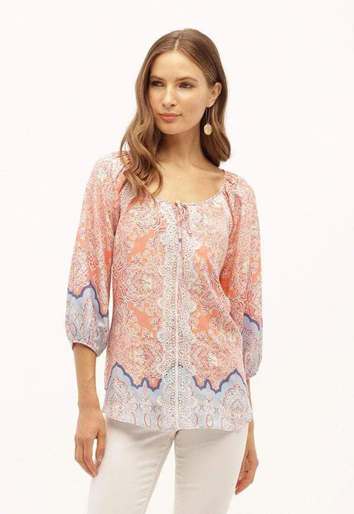 Kay Celine Top XS / Moroccan Moroccan Peasant Top