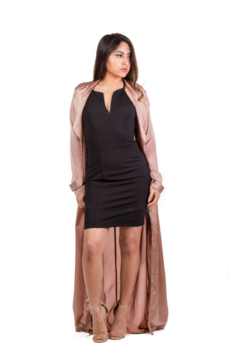 Trenched In Style Duster