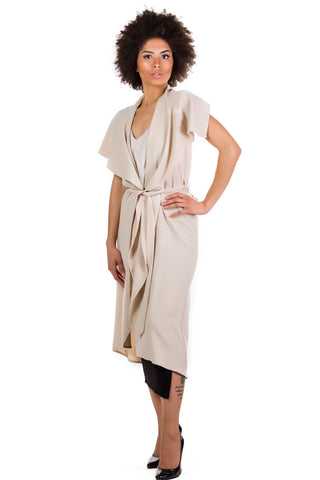 Marci Sleeveless Trench