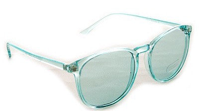 Doll Face Sunglasses (Green)