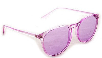 Doll Face Glasses (Purple)