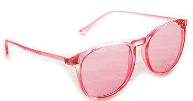 Doll Face Glasses (Pink)