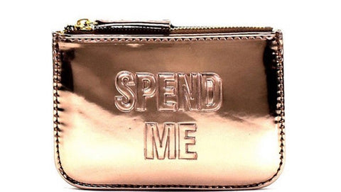 Spend Me (Rose Gold)