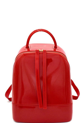 Jelly Girl Backpack