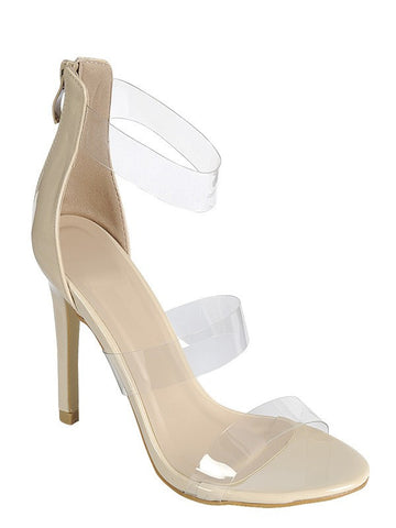 Clear Intentions Stiletto