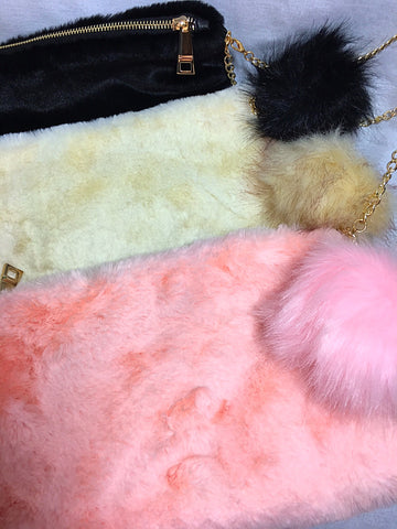 Fluffy Fur Bag