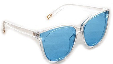 Audrey Glasses (Blue)