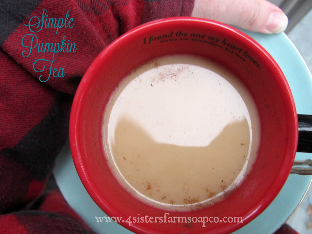 Simple Pumpkin Tea