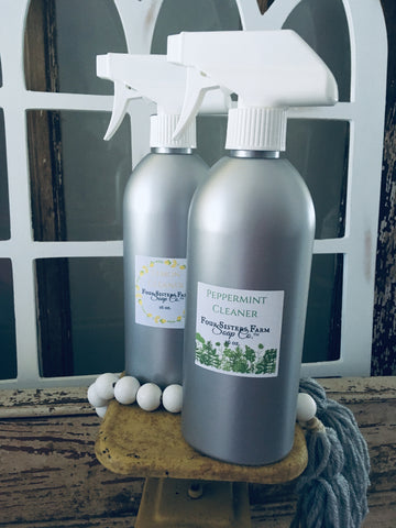 Farmgirl Natural Cleaners