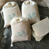 Vintage Bicycle Soap Favors