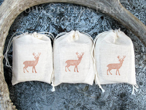 Deer Hunting Baby Shower Favors Boy Buck Theme Party