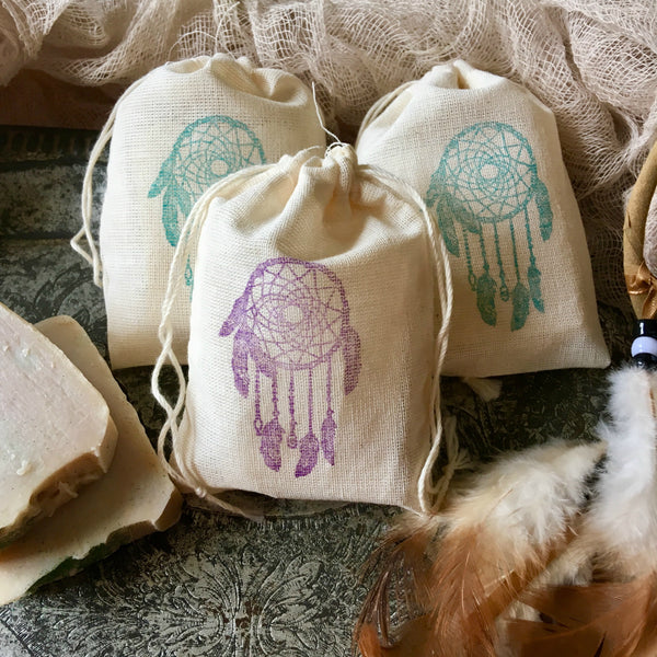 Dream Catcher Soap Favors