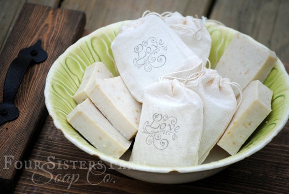 wedding soap favors