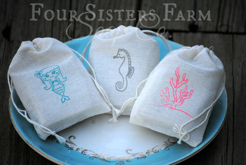 Mermaid Baby Shower Favors