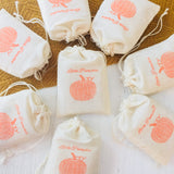 10 Little Pumpkin Baby Shower Soap Favors