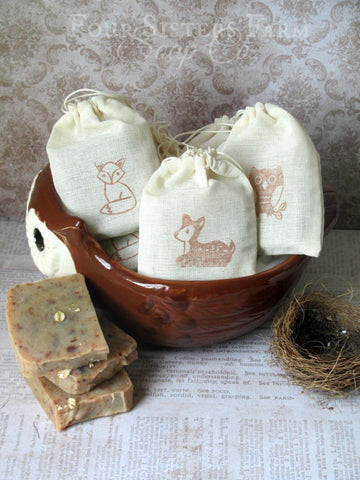 Woodland Mix Baby Shower Favors