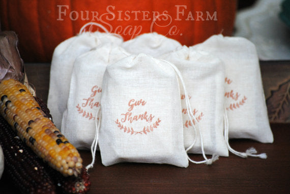 thanksgiving dinner favors