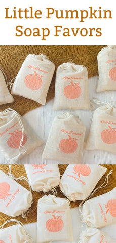 Baby Shower Favors Four Sisters Farm Soap