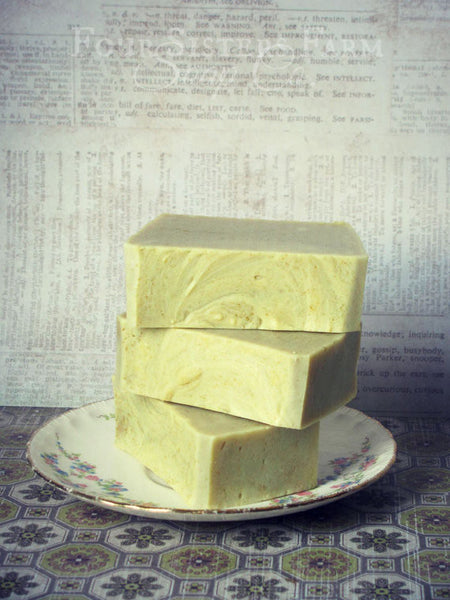 Sweet Orange Peel Soap