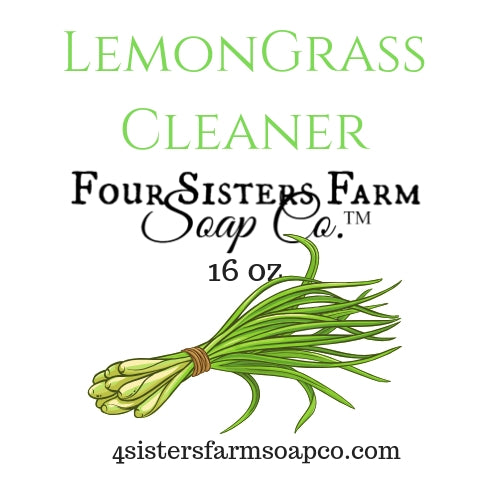 Lemongrass All Purpose Cleaner