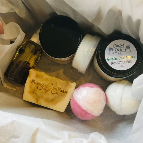 Mystery Bath & Body Bundle