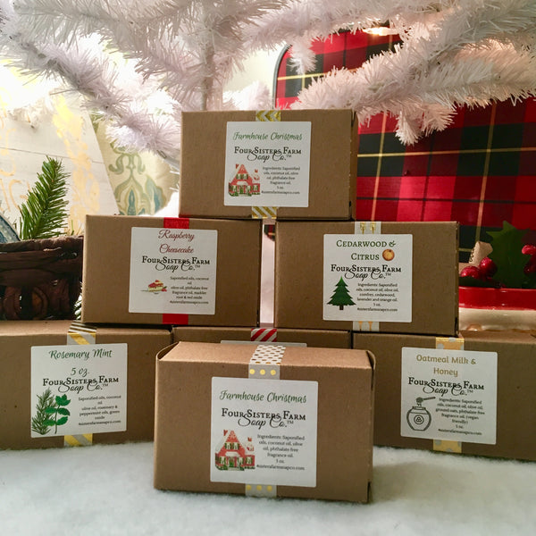 Christmas Wholesale Soap Starter Kit