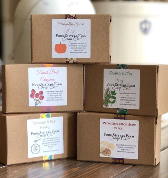 Fall Wholesale Soap Starter Kit