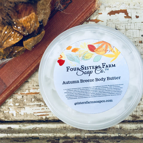 Autumn Breeze Body Butter