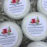 ***LIMITED EDITION*** Cranberry Salsa Body Butter