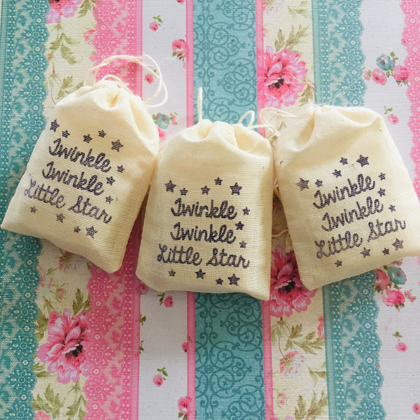 Twinkle Twinkle Little Star Soap Favors