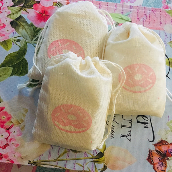 Donut Baby Shower Soap Favors