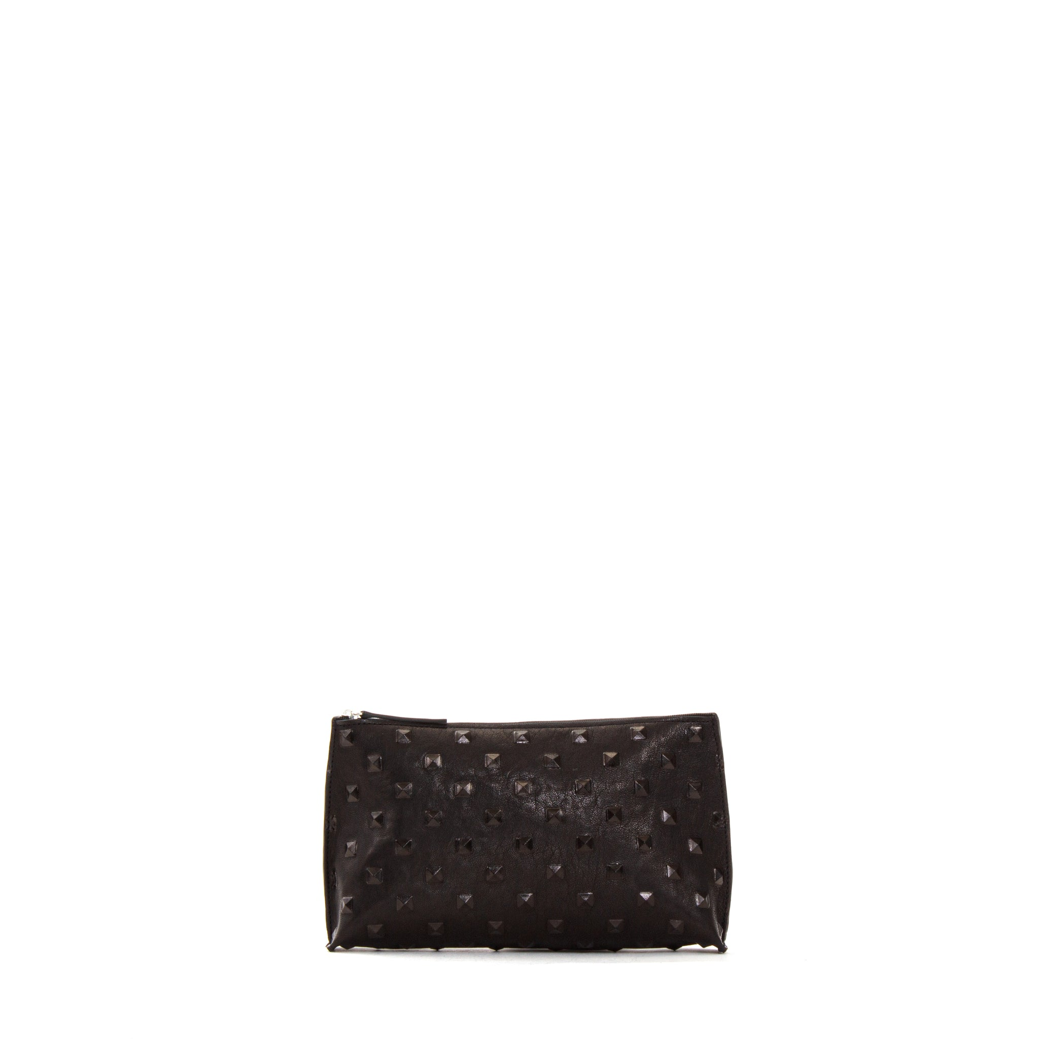 ESSENTIAL POUCH BLACK STUD