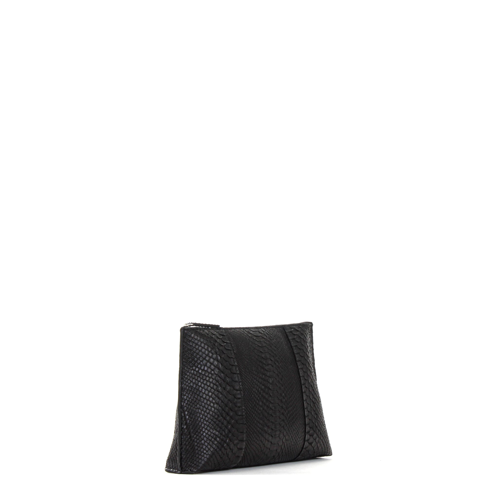 EVERYDAY POUCH BLACK PYTHON