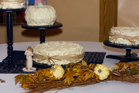 Wedding Tiered Cake Stands