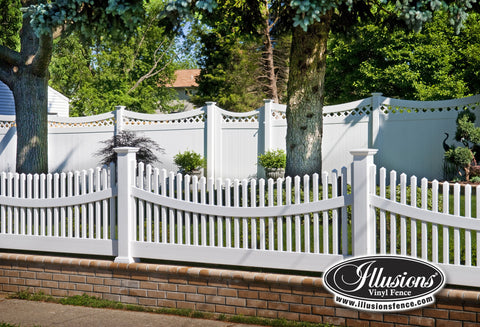 Mix & Match Fencing Styles