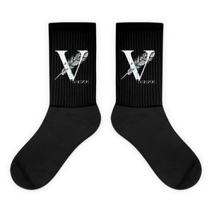Black Veeze Socks