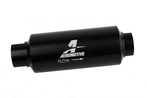 Aeromotive Inc. 40 Micron Stainless , AN-12 Red Filter