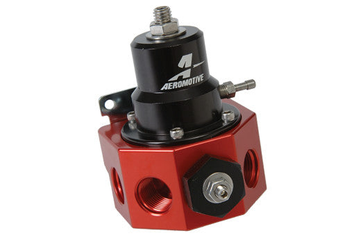 Aeromotive Inc. Double-Adjustable Bypass Regulator
