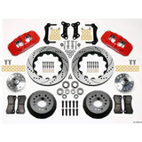 WILWOOD AERO6 Big Brake Front Brake Kit CAMARO/NOVA,67-72: 140-10920- DR