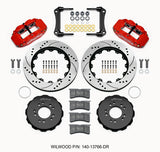 Wilwood brake kit 140 13766 DR Ford Mustang 1964-1970 w/ DSE Front Suspension