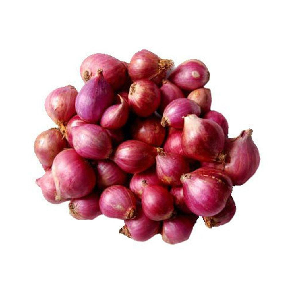 Bawang Merah Kecil India / Indian Red Rose Onions